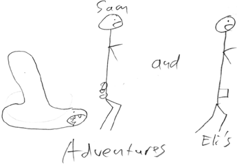 Sam and Eli's Adventures